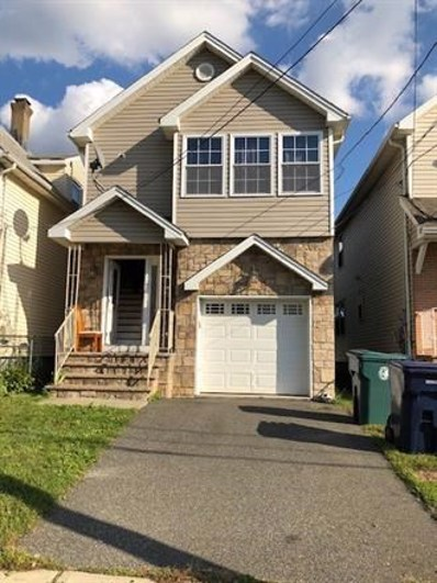442 Stevenson Place, Perth Amboy, NJ 08861 - MLS#: 1915401