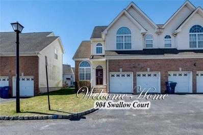904 Swallow Court, North Brunswick, NJ 08902 - MLS#: 1919755