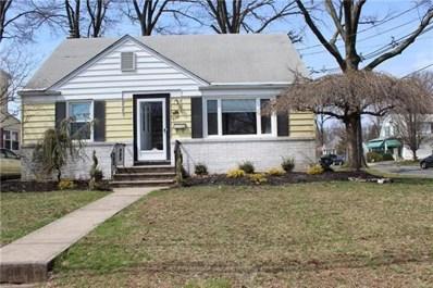 535 Gorham Avenue, Woodbridge Proper, NJ 07095 - MLS#: 1920129