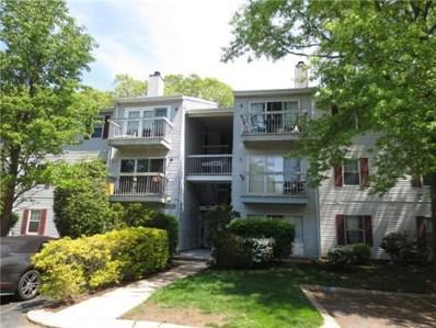 378 McDowell Drive UNIT 378, East Brunswick, NJ 08816 - MLS#: 1923048