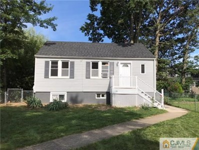 186 Cutter Avenue, Fords, NJ 08863 - MLS#: 2002889