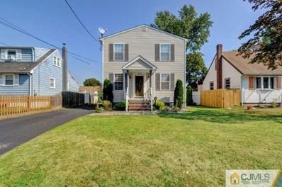 334 1st Street, Middlesex Boro, NJ 08846 - MLS#: 2007424