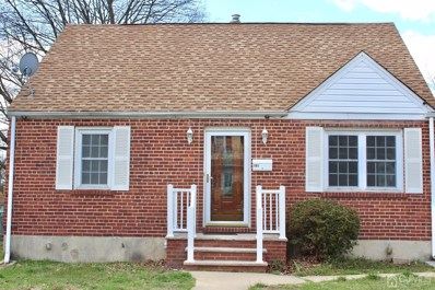 101 Fourth Street, Edison, NJ 08837 - MLS#: 2014753