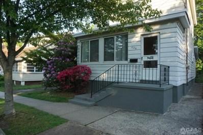 426 BENNER Street, Highland Park, NJ 08904 - MLS#: 2017245