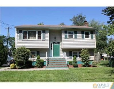 896 Inman Avenue, Edison, NJ 08820 - MLS#: 2017356