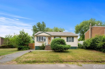 65 SHEPPARD Place, Fords, NJ 08863 - MLS#: 2100465