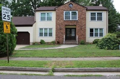 7 Bernice Street, Edison, NJ 08820 - MLS#: 2101679