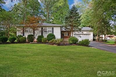 447 Brentwood Drive, Piscataway, NJ 08854 - MLS#: 2104956