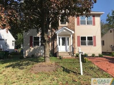 161 Orange Street, Edison, NJ 08817 - MLS#: 2106293