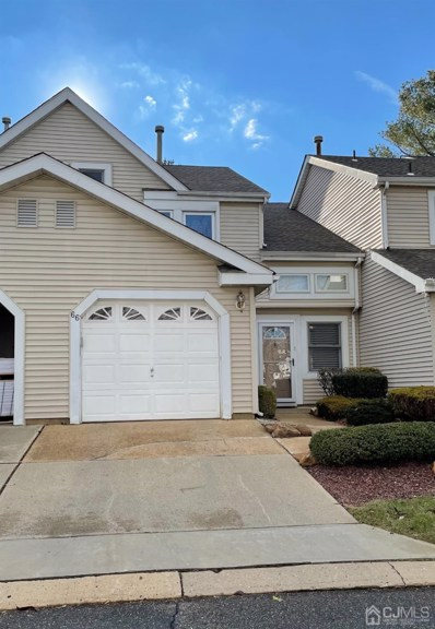 66 Wooten Court, East Brunswick, NJ 08816 - MLS#: 2110278