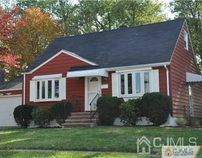 10 Putnam Avenue, Edison, NJ 08817 - MLS#: 2115422R
