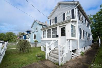 13 Warren Street, Jamesburg, NJ 08831 - MLS#: 2115753R