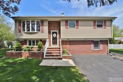 1324 Yurgel Drive, South Plainfield, NJ 07080 - MLS#: 2116062R