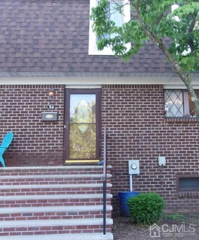 54 Dorchester Court, Hillsborough, NJ 08844 - MLS#: 2116065R