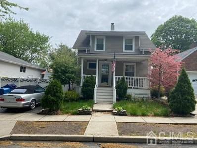 133 Barnard Street, Highland Park, NJ  - MLS#: 2116628R