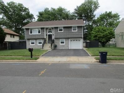 85 Fernwood Drive, Piscataway, NJ 08854 - MLS#: 2118013R