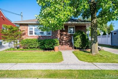 772 Chamberlain Avenue, Perth Amboy, NJ 08861 - MLS#: 2119028R