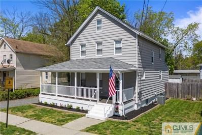 30 Sherman Street, Jamesburg, NJ 08831 - MLS#: 2150389M