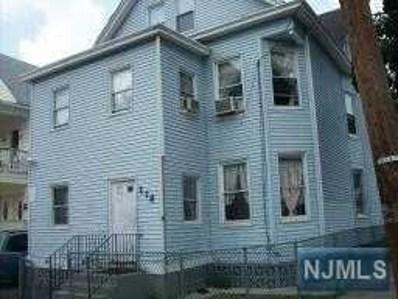 278 MADISON Street, Passaic, NJ 07055 - MLS#: 1715245