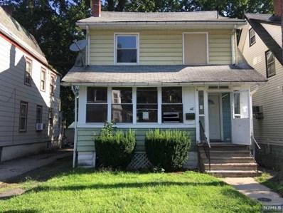48 EVERETT Street, East Orange, NJ 07017 - MLS#: 1733571