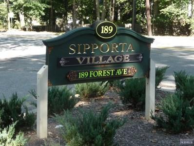 189 FOREST Avenue UNIT 220, Paramus, NJ 07652 - MLS#: 1739516