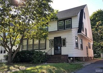 85 HILLCREST Terrace, East Orange, NJ 07018 - MLS#: 1739963