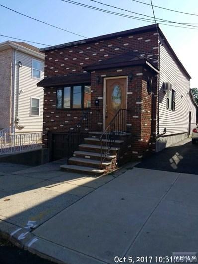 7206 ADAMS Street, North Bergen, NJ 07047 - MLS#: 1740155