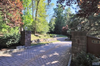 40 LITCHFIELD Way, Alpine, NJ 07620 - MLS#: 1742843