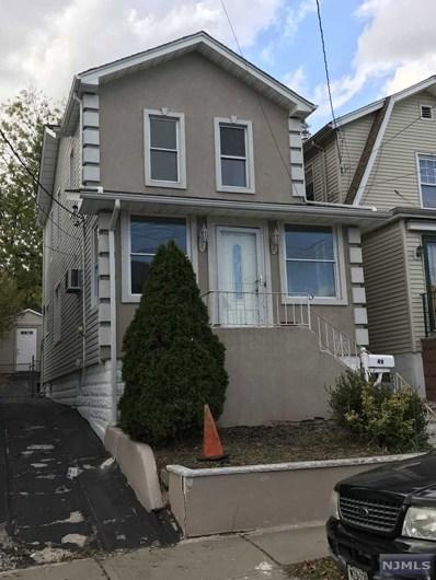 49 LINDEN Avenue, Belleville, NJ 07109 - MLS#: 1744004