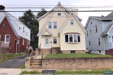 12 FAIRWAY Avenue, Belleville, NJ 07109 - MLS#: 1744412