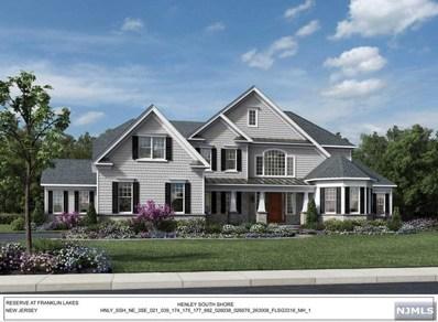 11 NORTHWOOD Drive, Franklin Lakes, NJ 07417 - MLS#: 1747008
