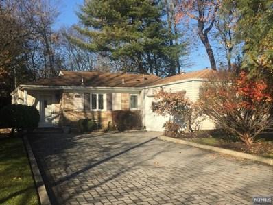 16 RIDGE Terrace, Emerson, NJ 07630 - MLS#: 1747106
