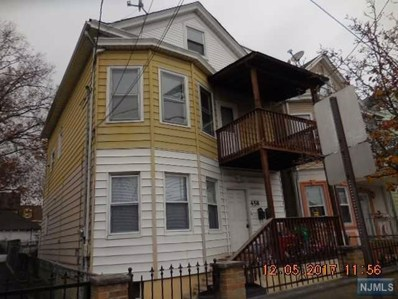 458 E 36TH Street, Paterson, NJ 07504 - MLS#: 1747281