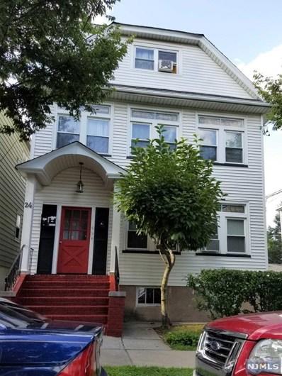 24 CAROLINE Avenue, Clifton, NJ 07011 - MLS#: 1748306