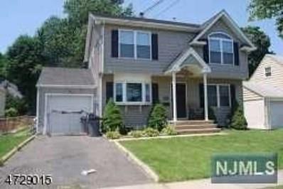 41 RIDGEWOOD Road, Clifton, NJ 07012 - MLS#: 1801304