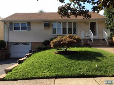 46 HOLLYWOOD Avenue, Clifton, NJ 07014 - MLS#: 1802545
