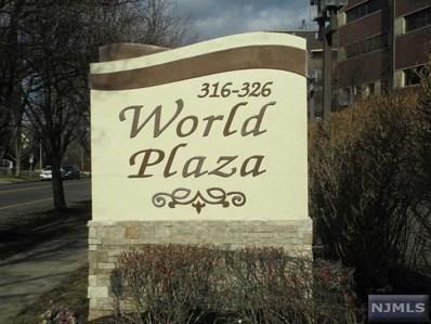 316 PROSPECT Avenue UNIT S7J, Hackensack, NJ 07601 - MLS#: 1803043