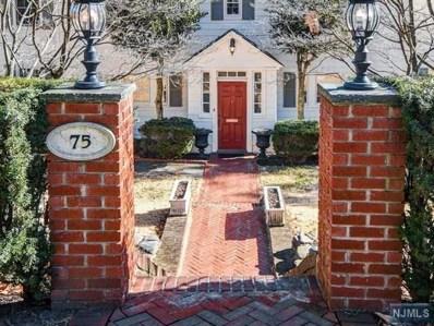 75 PROSPECT Avenue, Montclair, NJ 07042 - MLS#: 1803314