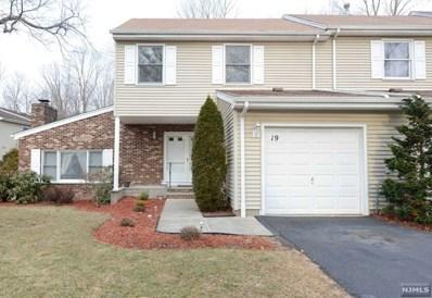 19 HERITAGE MANOR Drive, Wayne, NJ 07470 - MLS#: 1803472