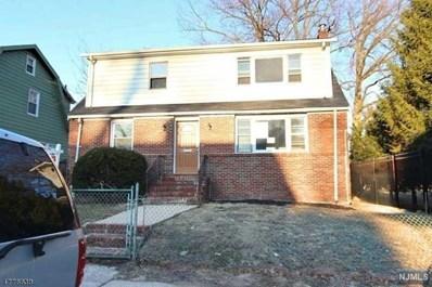 36 EDGERTON Terrace, East Orange, NJ 07017 - MLS#: 1804744