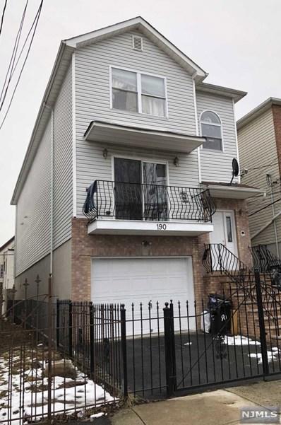 190 S 8TH Street, Newark, NJ 07103 - MLS#: 1806361