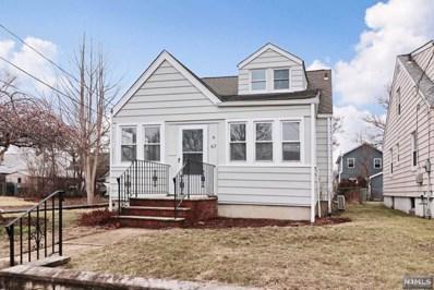 67 MARTIN Street, Bloomfield, NJ 07003 - MLS#: 1806389
