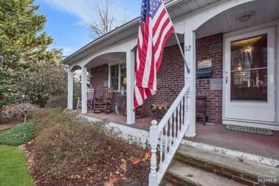 12 MADISON Avenue, Haworth, NJ 07641 - MLS#: 1806468