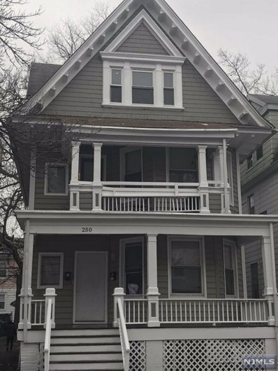 250 AMHERST Street, East Orange, NJ 07018 - MLS#: 1807115