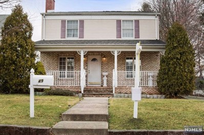 49 E MAGNOLIA Avenue, Maywood, NJ 07607 - MLS#: 1807320