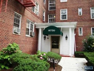 8750 BOULEVARD EAST UNIT 4A, North Bergen, NJ 07047 - MLS#: 1807744