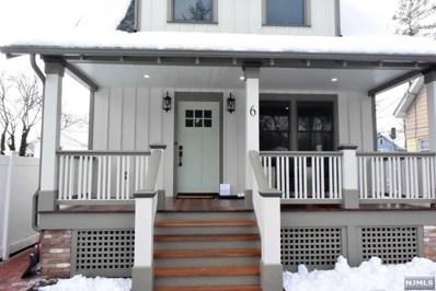 6 BROOKLAWN Road, Montclair, NJ 07042 - MLS#: 1808778