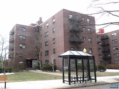 400 FAIRVIEW Lane UNIT 3F, Fort Lee, NJ 07024 - MLS#: 1809189