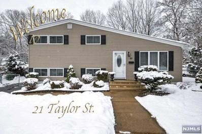21 TAYLOR Street, Rockaway Township, NJ 07801 - MLS#: 1809288