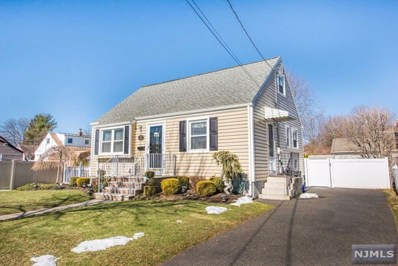 52 BROOKHILL Terrace, Clifton, NJ 07013 - MLS#: 1810207